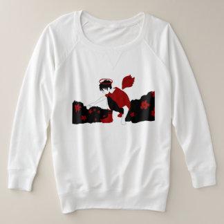 Angel Boy Sweat Shirt (Plus Size)