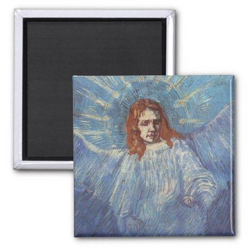 Angel by Vincent van Gogh Fridge Magnet
