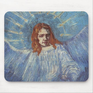 Angel by Vincent van Gogh Mouse Pad