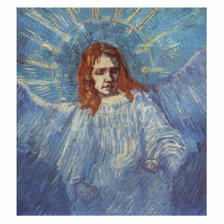 Angel by Vincent van Gogh Photo Sculpture