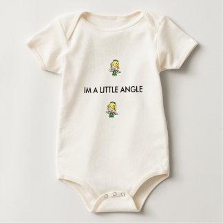 angel-cartoon, angel-cartoon, IM A LITTLE ANGLE Baby Bodysuit
