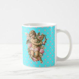 Angel / Cherub - Vintage Coffee Mug