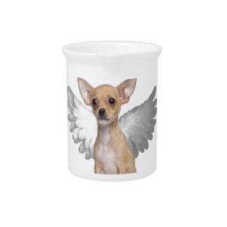 Angel Chihuahua Pitcher
