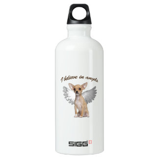 Angel Chihuahua Water Bottle