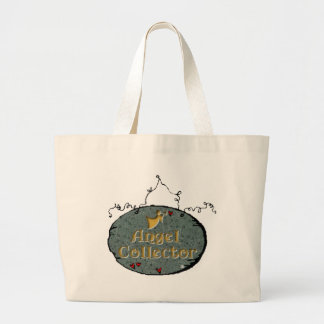angel_collector tote bags