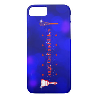 Angel Craft and Bakes iphone case