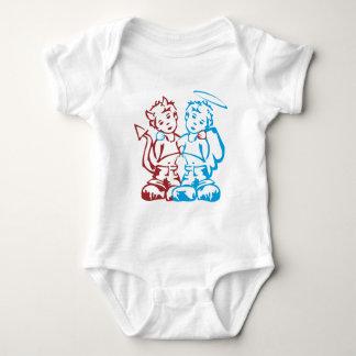 Angel & Daemon Baby Bodysuit