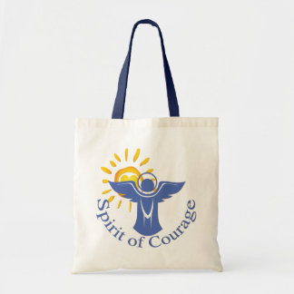 Angel Daughters of Support Budget Tote Bag
