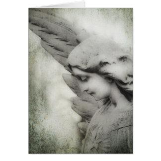 """Angel """"Dawn of Light"""" Card"""