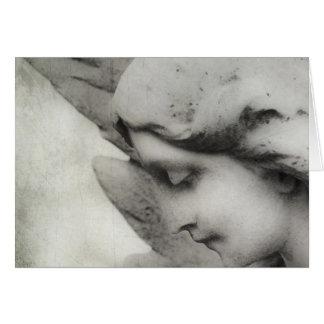 "Angel ""Dawn of Light"" Photography Card"