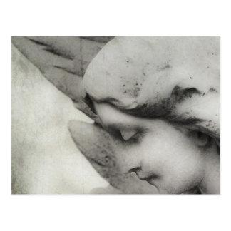 "Angel ""Dawn of Light"" Photography Postcard"