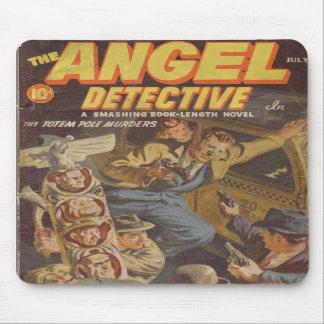 Angel Detective Mousepad