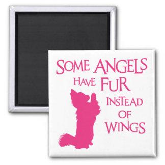 ANGEL DOG MAGNET