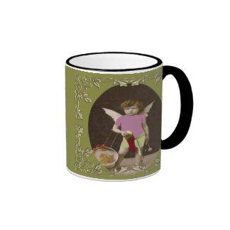 Angel Drum Girl Coffee Mug