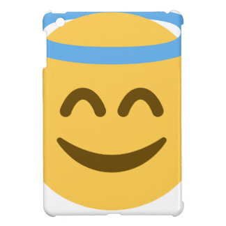 Angel Emoji iPad Mini Case