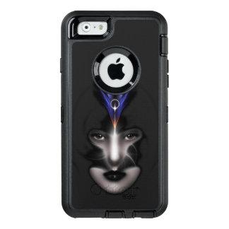 Angel Eyes Wings Of Wind OtterBox Defender iPhone Case