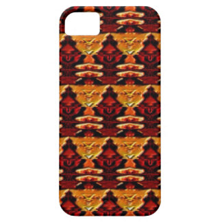 ANGEL Face Golden Chinese GOODLUCK gift FUN JOY iPhone 5/5S Cases