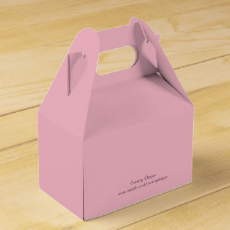 Angel favour box