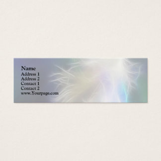 Angel Feather Mini Business Card