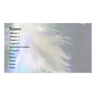 Angel Feather Pack Of Standard Business Cards