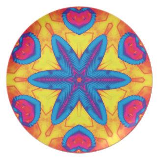 Angel fish star plate