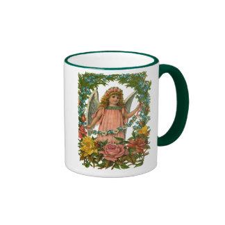 *Angel Flower Girl* Mugs