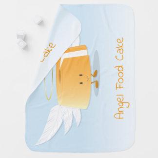 Angel Food Cake | Baby Blanket