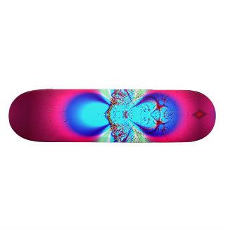 Angel Fractal 19.7 Cm Skateboard Deck