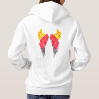 Angel from Germany Hoodie
