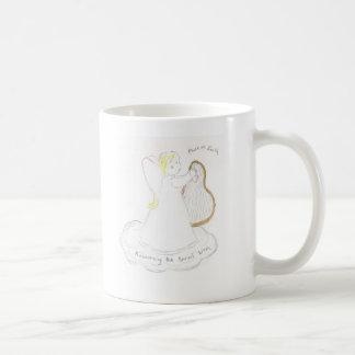 Angel Girl Mug