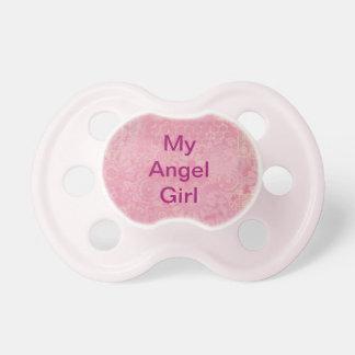 Angel Girl Pacifier
