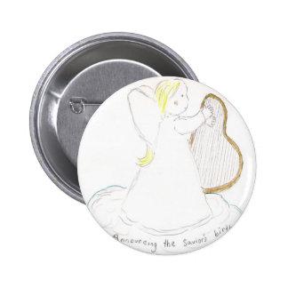 Angel Girl Pins