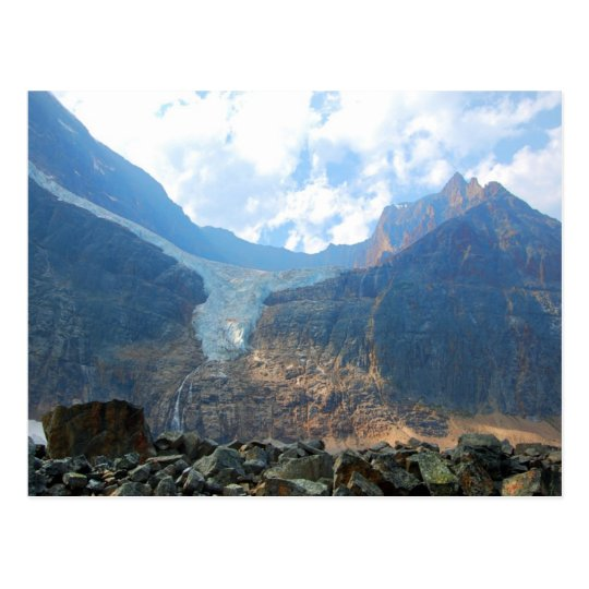Angel Glacier Postcard