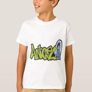 Angel Graffiti Art T-Shirt