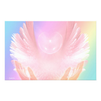 Angel Healing flyers
