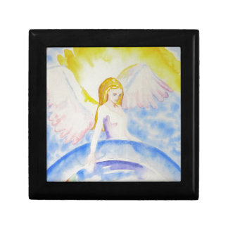 Angel Healing the Planet Gift Box