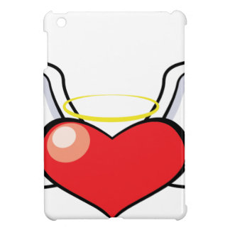 Angel heart case for the iPad mini
