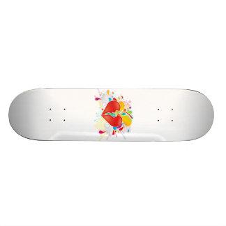 Angel_Heart Skateboard Deck
