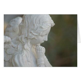 Angel II Greeting Card