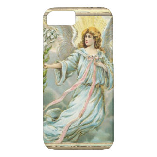 Angel In Blue iPhone 8/7 Case