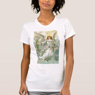 Angel In Blue T-Shirt