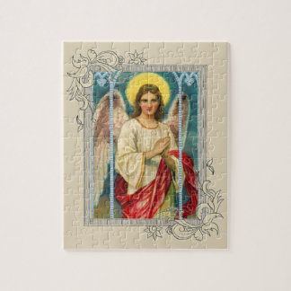 Angel In Prayer Jigsaw Puzzle