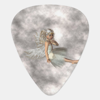 Angel in the Clouds Guitar Pick