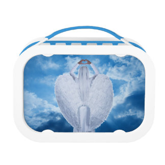 Angel in the clouds lunch box