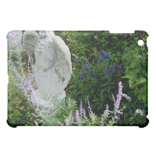 Angel In The Garden IPad Cover