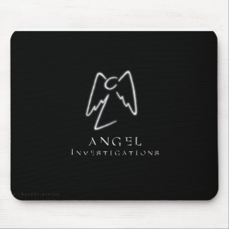 Angel Investigations Mouse Pad