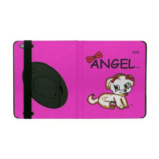Angel iPad Folio Case