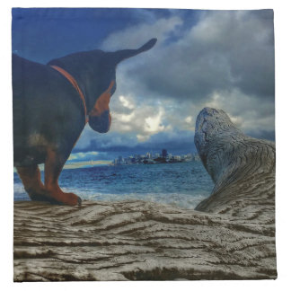 Angel Island Napkin