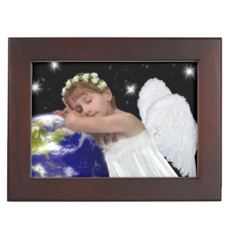 Angel Keepsake Box
