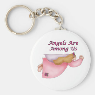 ANGEL KEYCHAIN